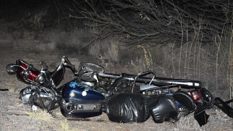 The three motorcycle riders died from the injuries they sustained during the collision.