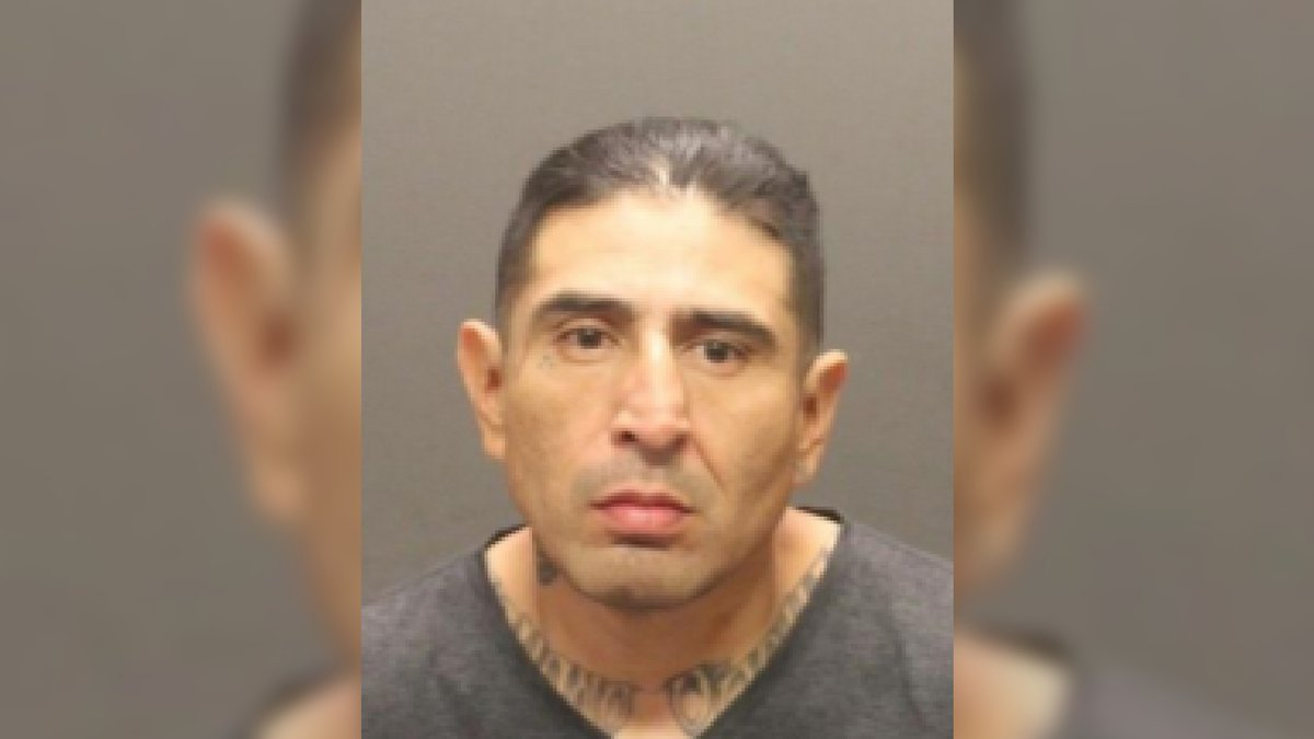 41-year-old Roy Leo Javier Rios arrested in connection to a homicide case from February.