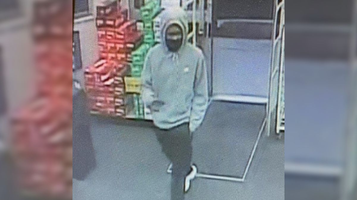 Pinal County Sheriff's Office is looking to identify an armed suspect