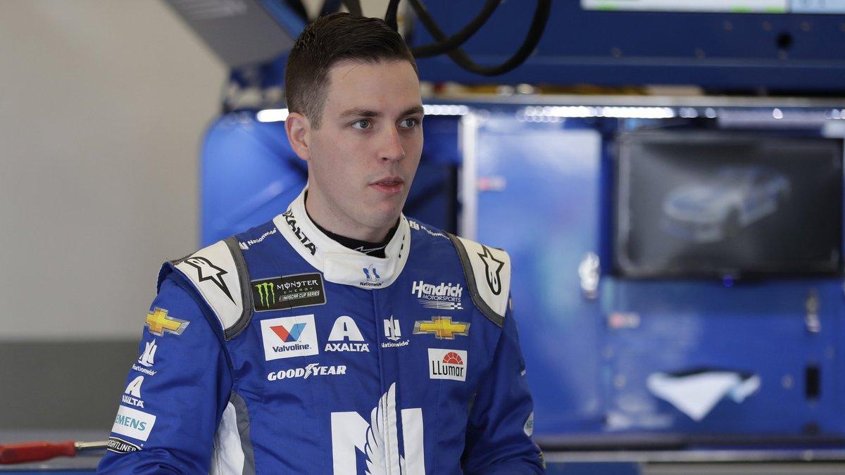 NASCAR driver Alex Bowman is a Tucson native and graduate of Ironwood Ridge High School.