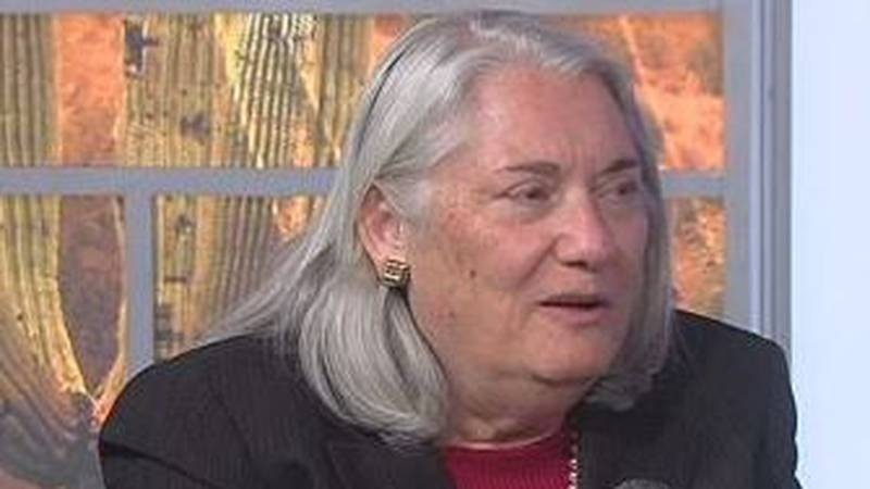 Political newcomer Barbara Sherry spoke withTucson News Nowabout why she's running for the...