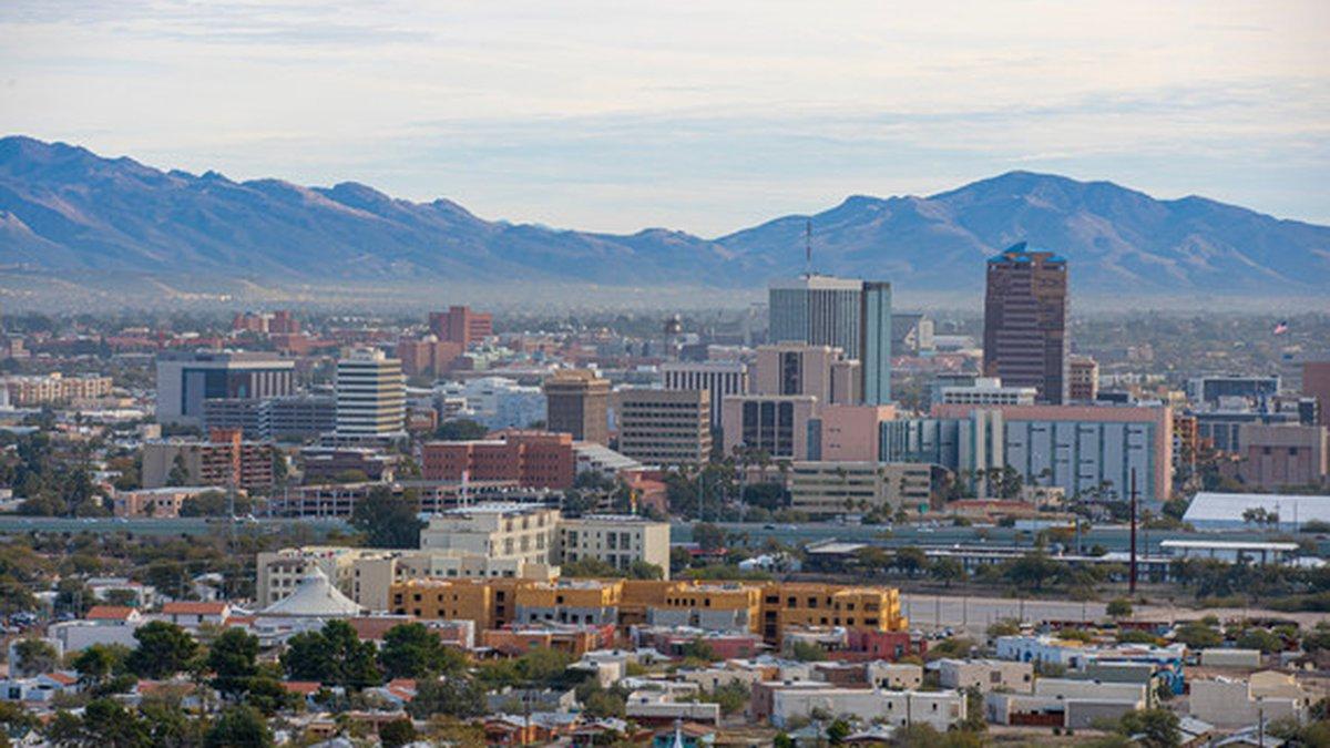 Downtown Tucson Pima County