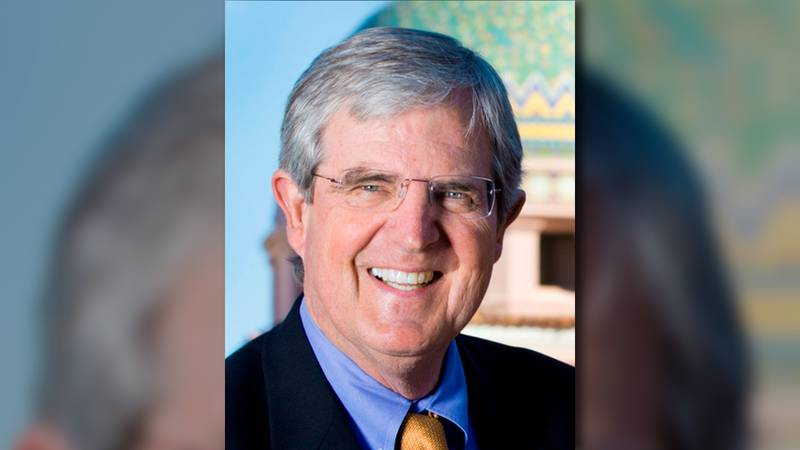 Pima County Administrator Chuck Huckleberry was seriously injured in an bicycle crash in...