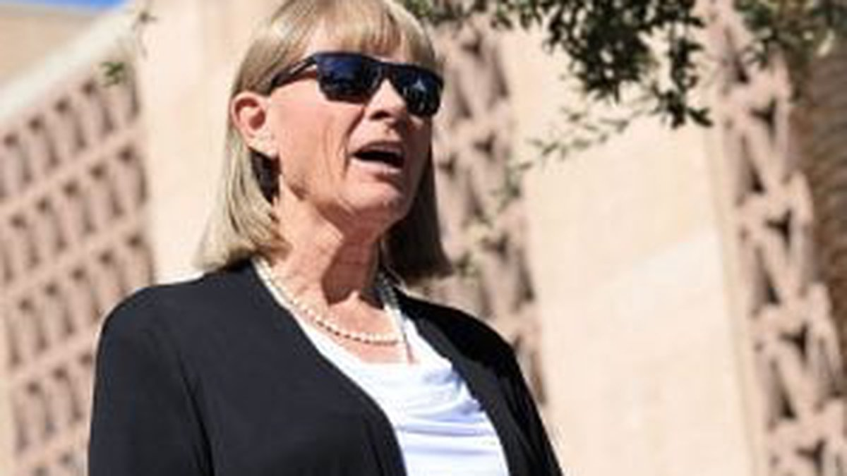 Bobbi Lancaster, a Gold Canyon doctor who underwent gender reassignment surgery in 2010,...