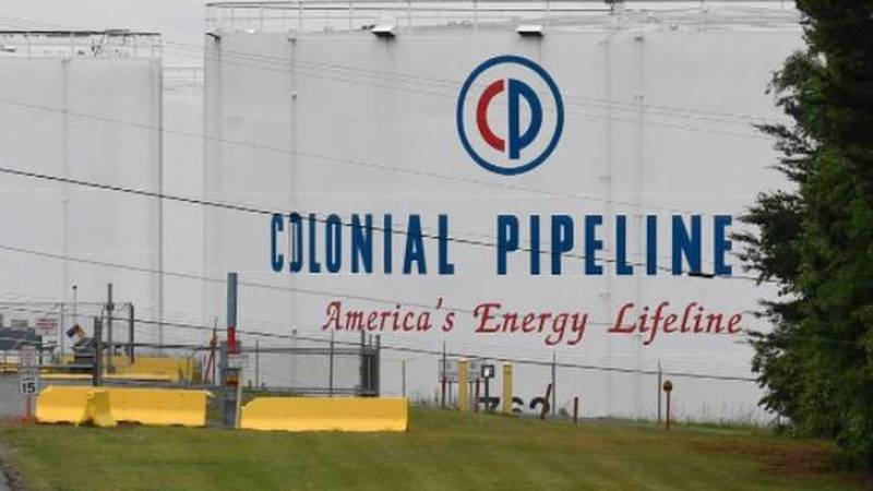 Colonial temporarily shuts down part of NC pipeline after Hurricane Ida makes landfall