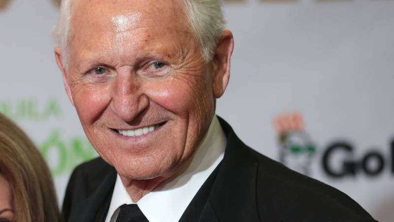 Coach Lute Olson amassed a record of 589-187 during his 24 seasons at Arizona.