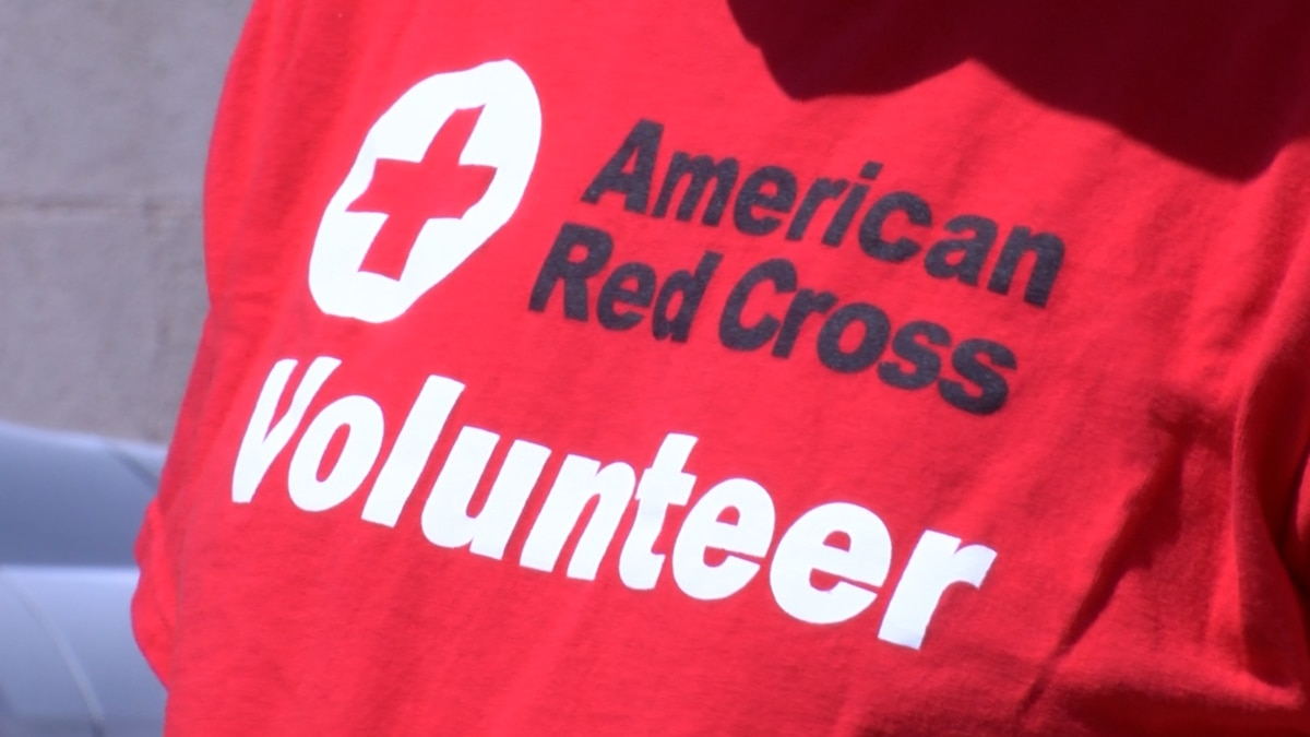 The Red Cross is looking for volunteers to help aid others in natural disasters across the...