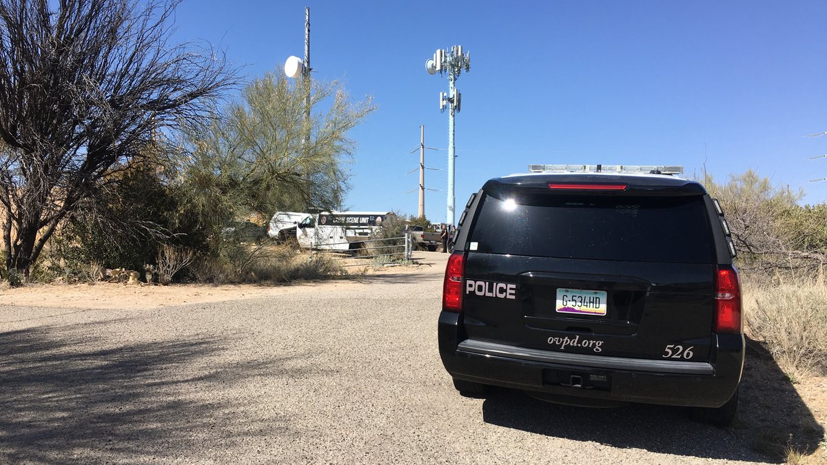 A man died in an accident at a power station near Tangerine and First Avenue in Oro Valley...