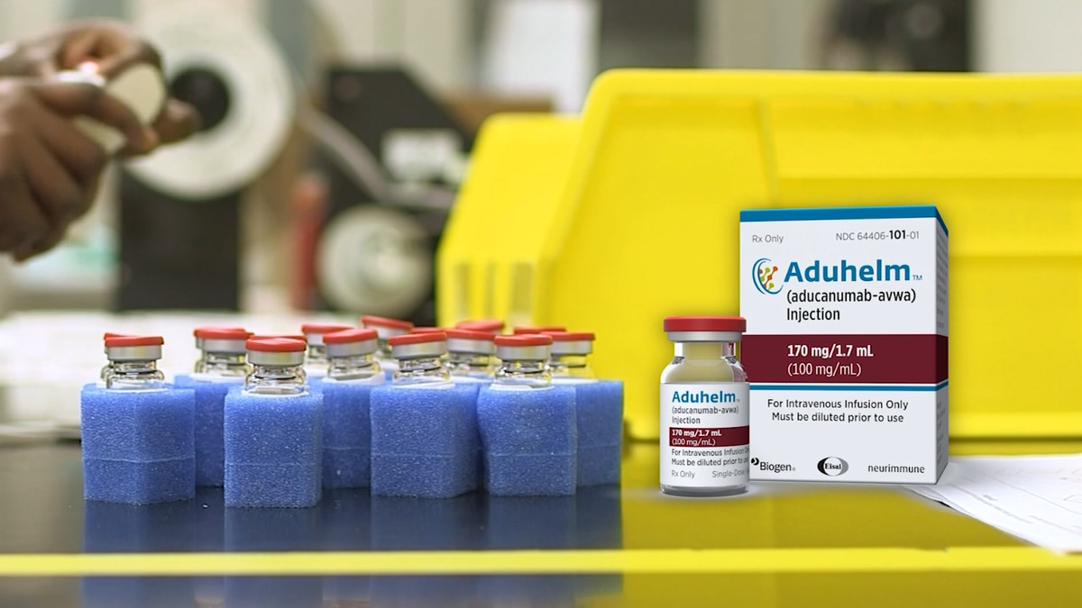 Approval of Aduhelm comes amid concerns among health officials about its cost, safety and...