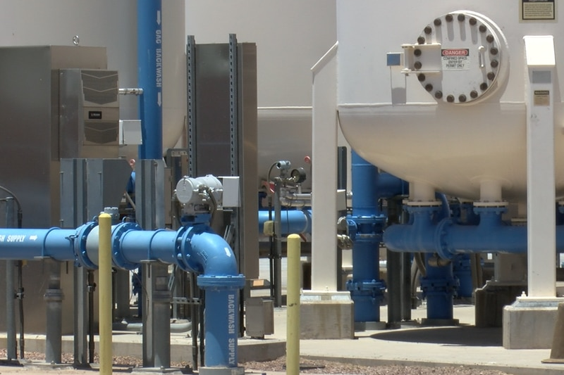 Tucson Water doesn't intend TARP water to be used for drinking water ever again.