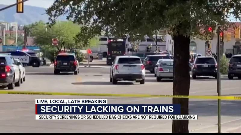 Former conductor: Security lacking on trains.