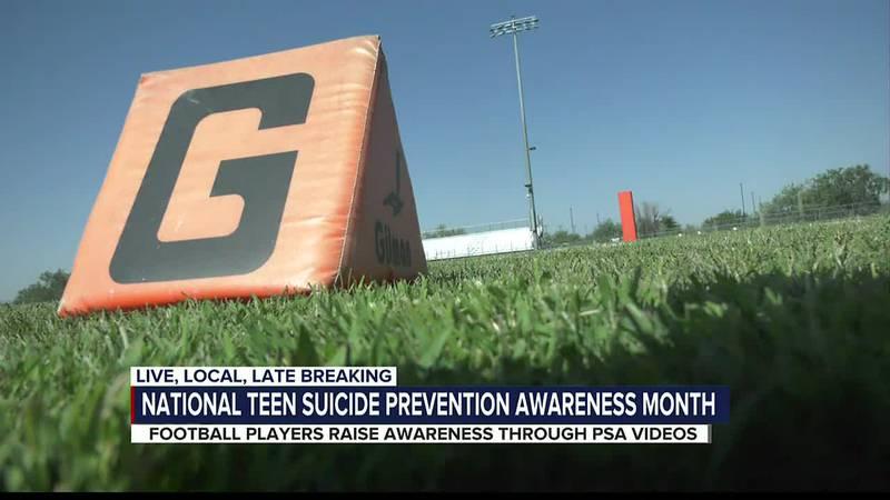 National teen suicide awareness month