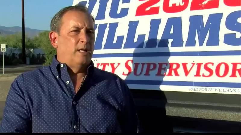 Vic Williams election investigation