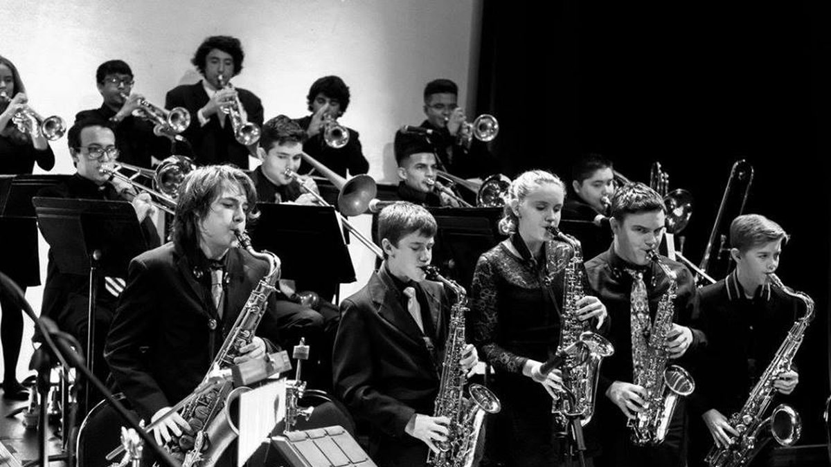 The Tucson Jazz institute is slated to perform on January 17.