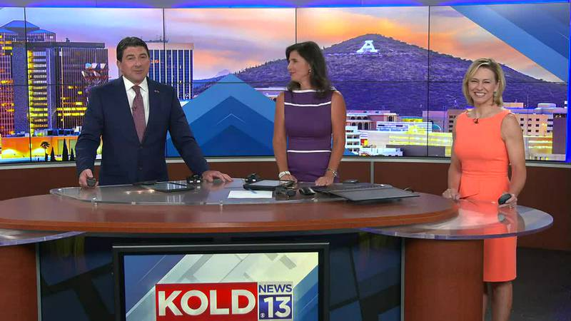 KOLD FIRST ALERT FORECAST MAY 19, 2021