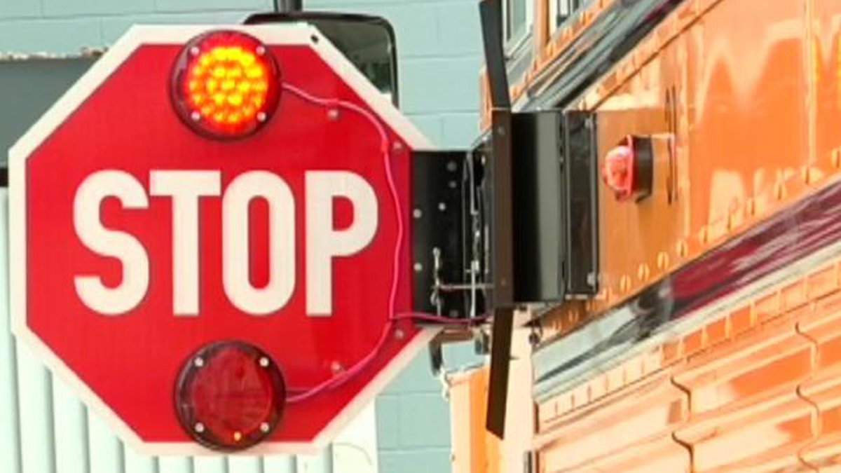 About 13,000 drivers each year are reported by Arizona school bus drivers for not stopping as...