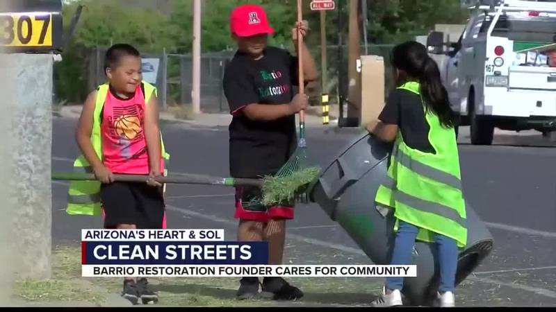 Arizona's Heart and Sol: Barrio Restoration founder cares for his community