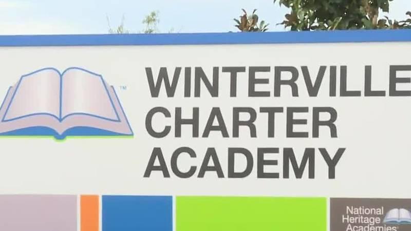 Winterville Charter Academy Principal Annastasia Ryan sent a memo out to 8th grade parents on...