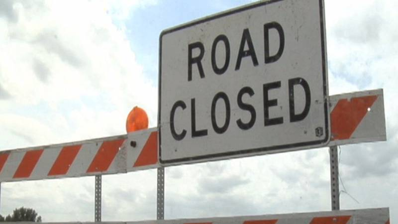 La Cholla Boulevard was closed on Friday, July 30, because of downed power lines between...
