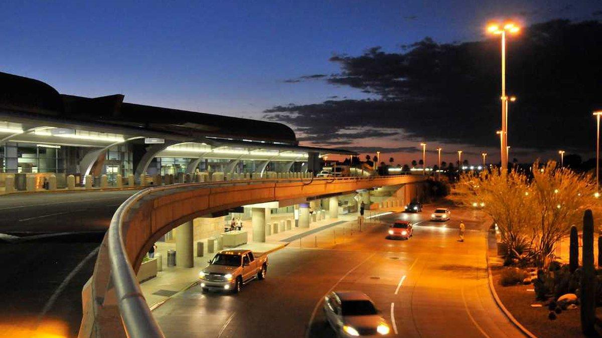 Source: (Tucson International Airport)