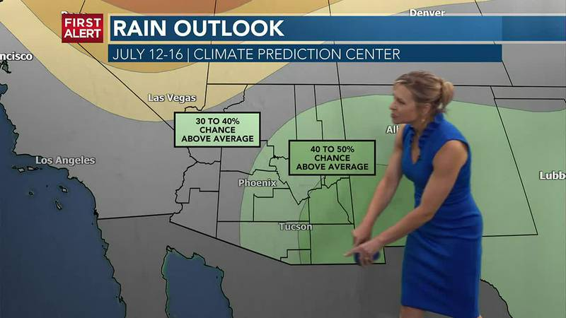 KOLD FIRST ALERT FORECAST TUESDAY, JULY 6, 2021