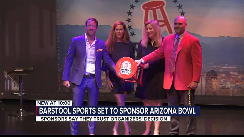 Barstool Sports CEO Erika Nardidi is the only female CEO of a sports media company and Kym...