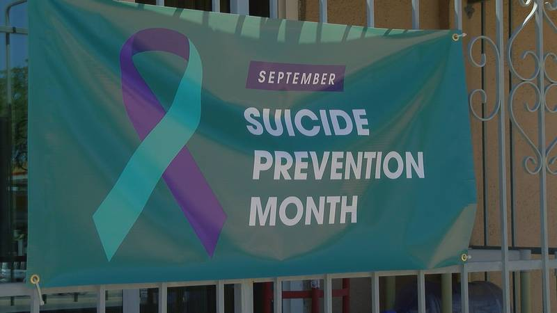 NAMI Southern Arizona is urging those to seek help when they need it and reducing the stigma of...