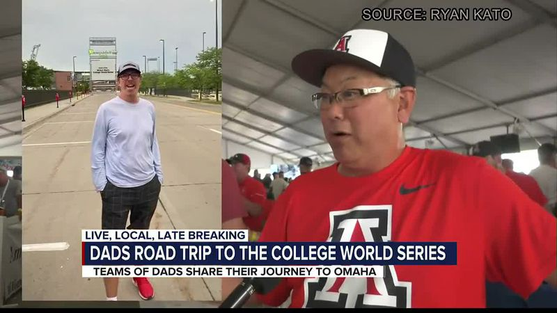 The Wildcats road to the College World Series has been a long one, but for a couple of team...