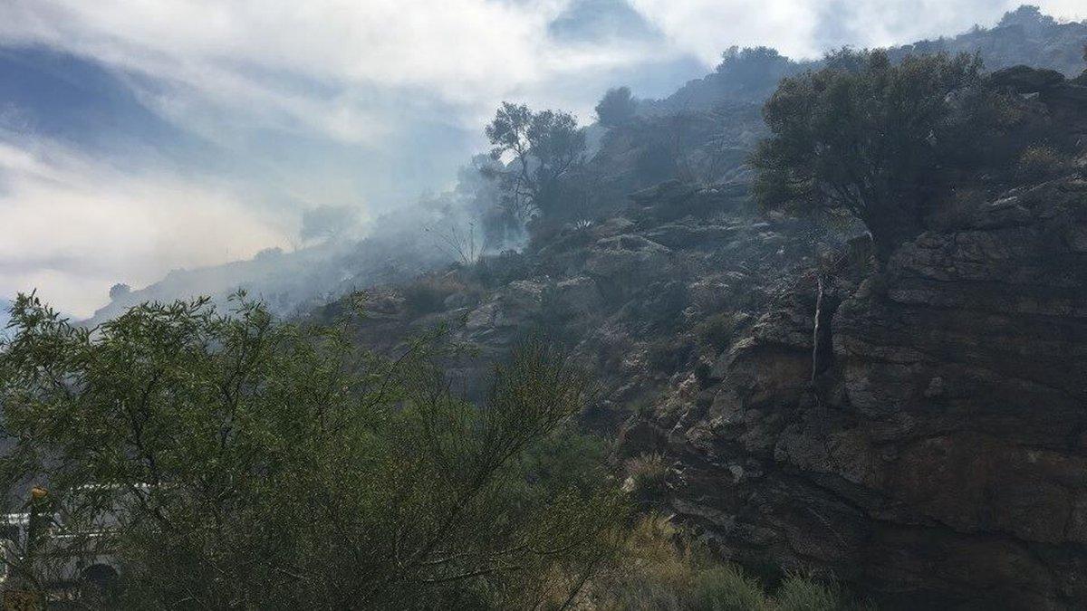 Fire restrictions at the Coronado National Forest end Friday.