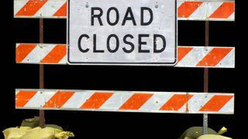 Southbound Continental Road is closed between Camino del Portillo and Duval Mine Road.