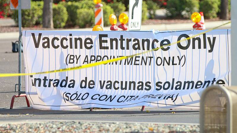 Arizona officials had administered close to 460,000 doses of coronavirus vaccine as of Monday,...
