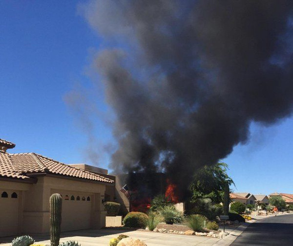 (Source: Golder Ranch Fire District)