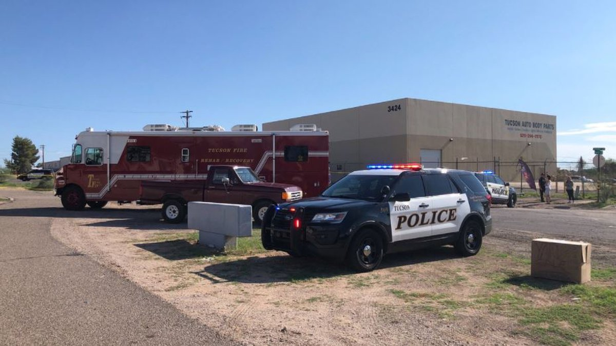 Two people are dead and several other seriously injured following a mass shooting and house...