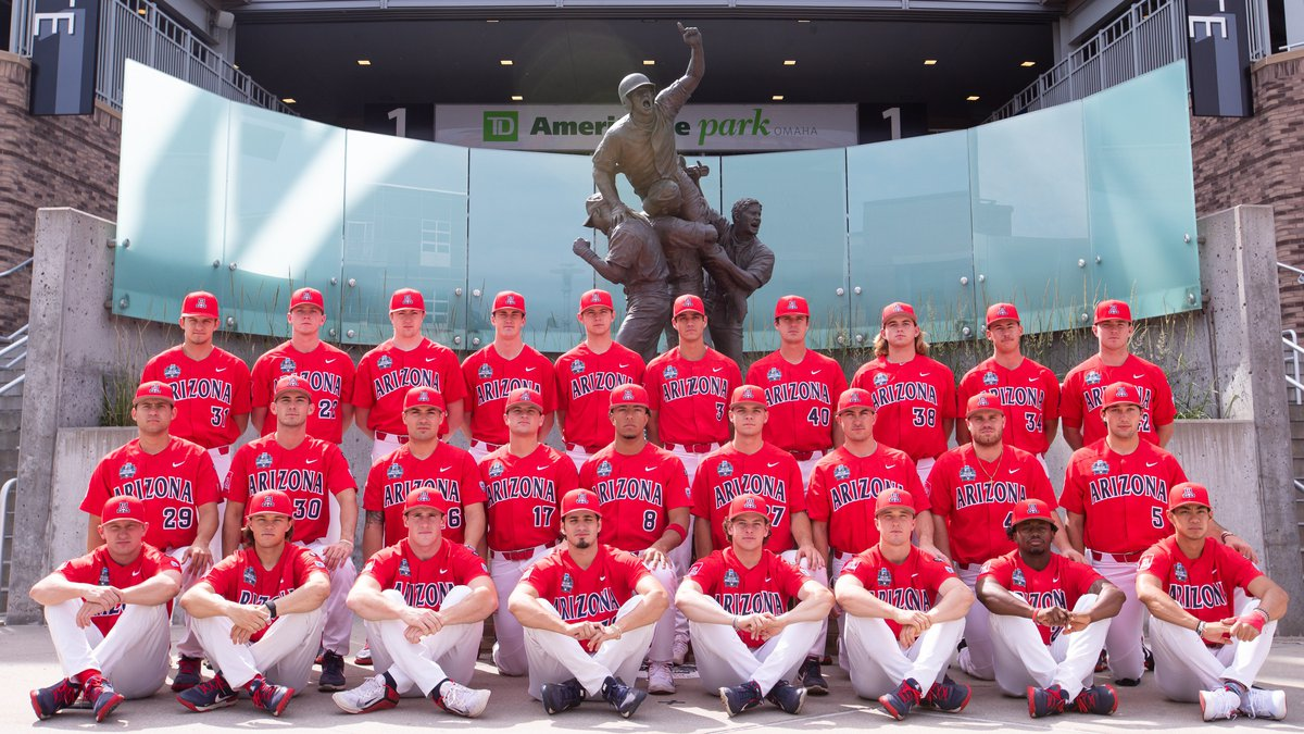 The University of Arizona Wildcats played Stanford Monday in an elimination game at the College...
