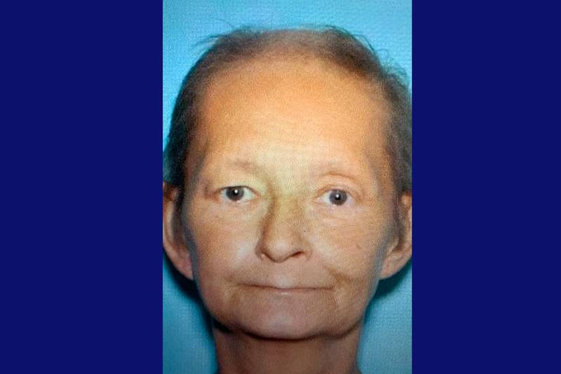 Police say Petra Abel was last seen around 1 p.m. at her home.