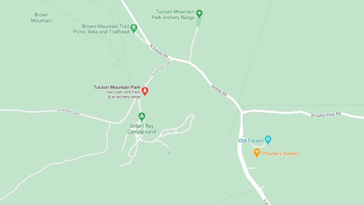 PCSD conduct search and rescue after man missing near Tucson Mountain Park