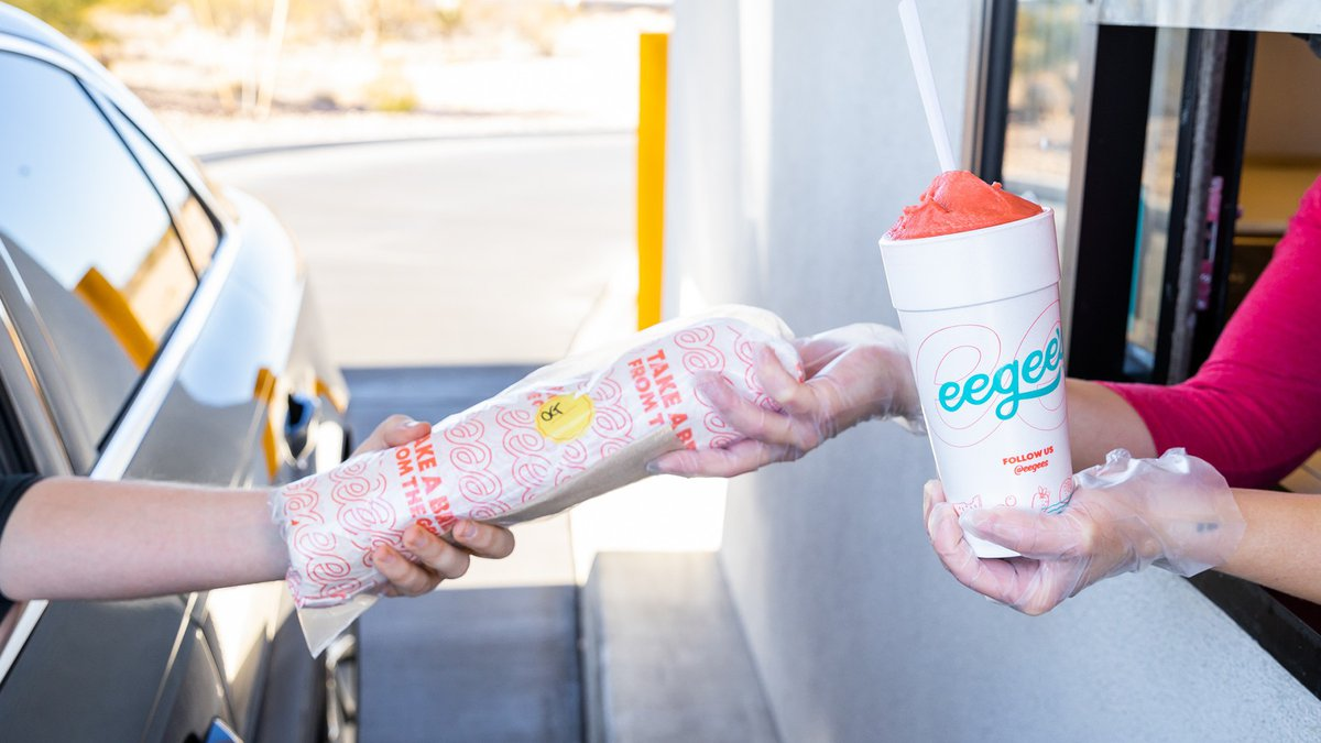 From 7-9 p.m. Saturday, eegee's is hosting a haunted drive-thru at its restaurant located at...