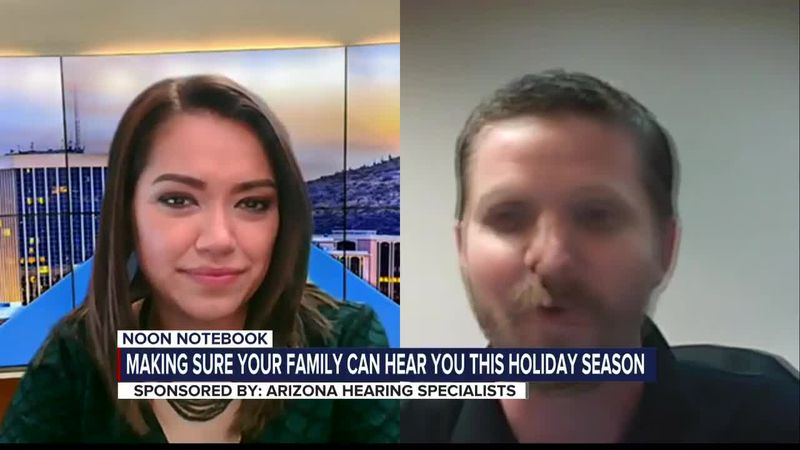 NOON NOTEBOOK: Making sure your family can hear you this holiday season