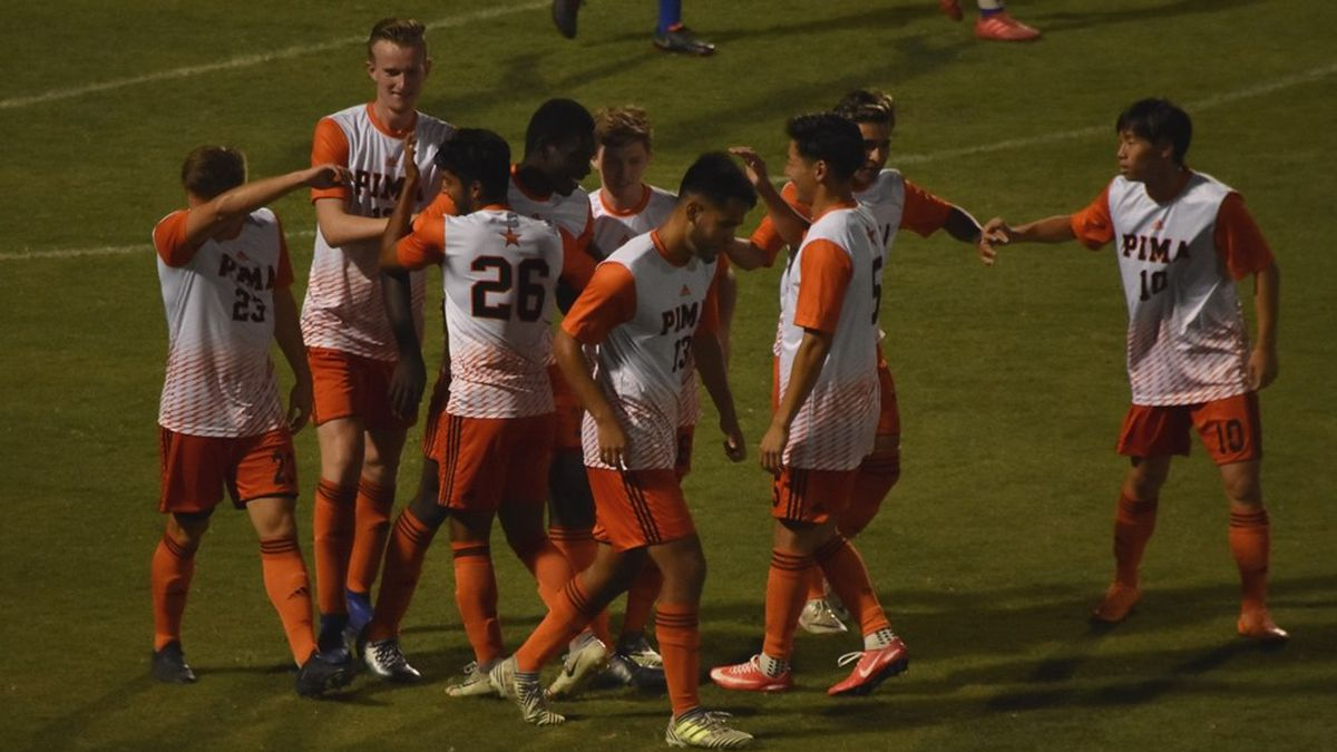 Aztecs men's soccer earns at-large bid for NJCAA Division I Tournament