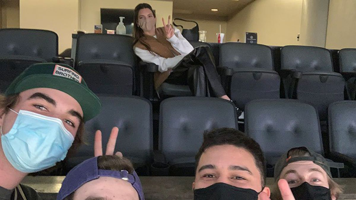 A growing number of celebrities have attended Suns games, including Kendall Jenner, who's...