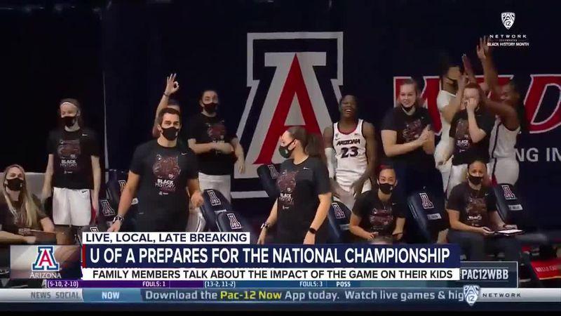 UA prepares for the national championship