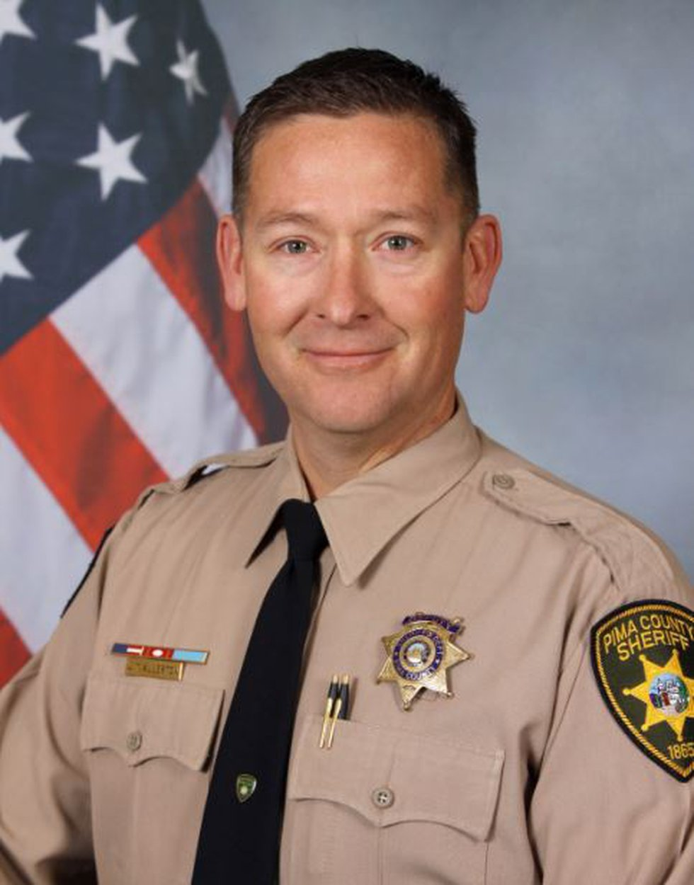 James Allerton (Source: Southern Arizona Law Enforcement Foundation)