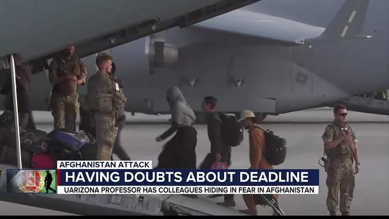 Having doubts about evacuation deadline