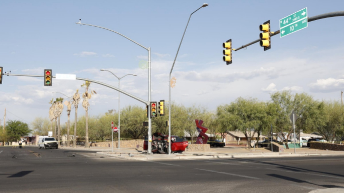 Police say Ramiro Reyes Loza, 47, failed to negotiate a curve at 12th Avenue and 44th Street...