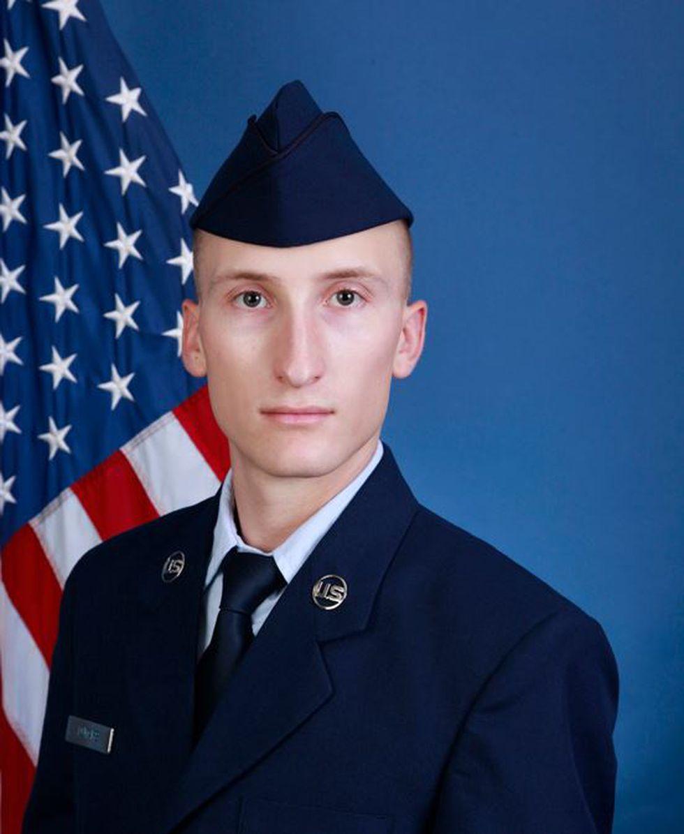 U.S. Air Force Airman Kenneth A. Dumars (Source: U.S. Air Force)