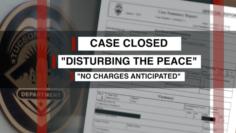 TPD is not filing charges after an Air Force officer allegedly tried to bribe an EMT to provide...