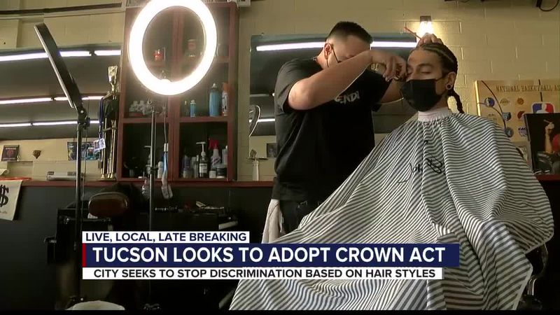 Tucson looks to adopt CROWN Act