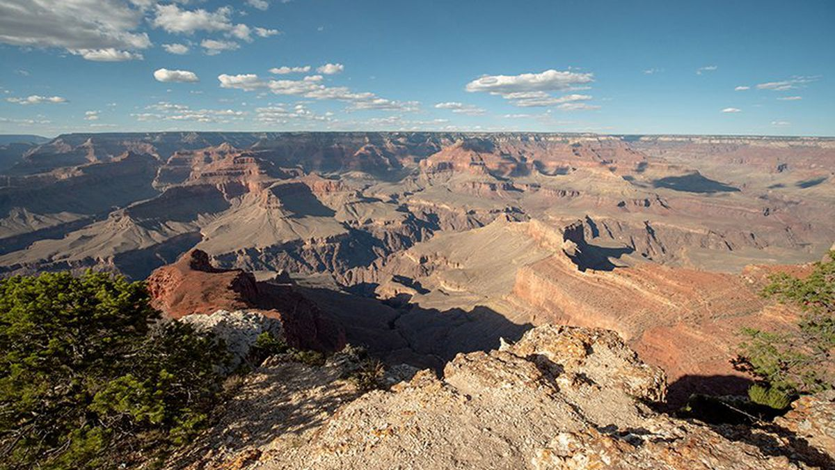 As the pandemic continues into its second year, Grand Canyon National Park is mainly open to...