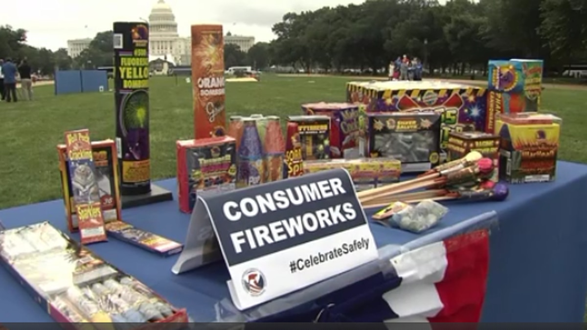 Any firework that leaves the ground or explodes is illegal in Arizona.