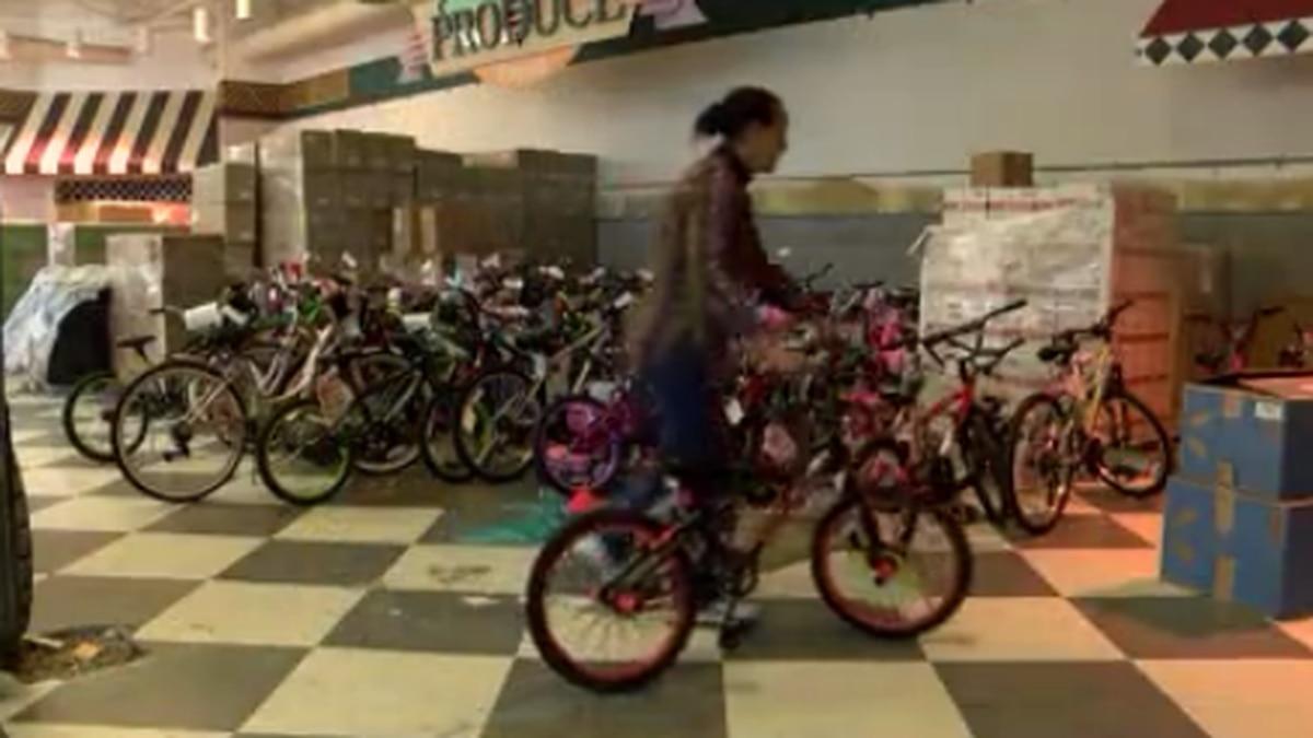 WPD advises bike registration to prevent thefts